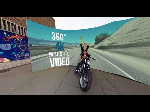 Noa Neal 'Graffiti' 4K 360° Music Video Clip