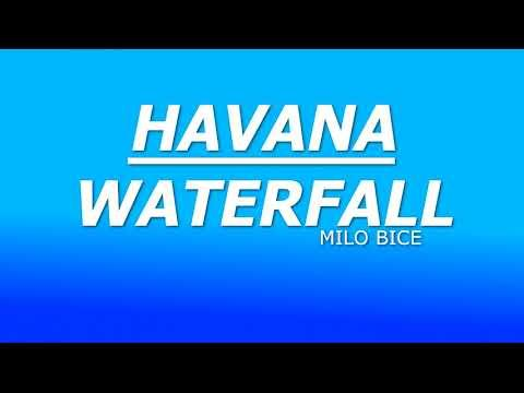 Milo Bice - Havana Waterfall (Official Audio) (Instrumental Version)