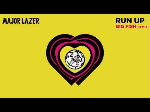 Major Lazer - Run Up (feat. PARTYNEXTDOOR & Nicki Minaj) (Big Fish Remix) (Official Audio)
