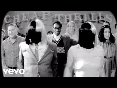 Sia - Cheap Thrills Ft. Sean Paul (Lyric Video)