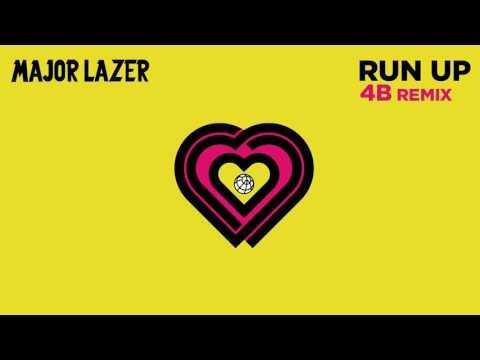 Major Lazer - Run Up (feat. PARTYNEXTDOOR & Nicki Minaj)(4B & Rocky Wellstack Remix)(Official Audio)