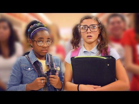 HIGH SCHOOL DANCE BATTLE - GEEKS VS COOL KIDS! // ScottDW