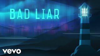Imagine Dragons - Bad Liar (Lyric Video) Вообразите Драконов - Плохой Лжец (Лирическое Видео)