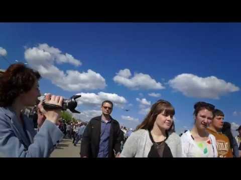 20 Мая 2016 Праздник Камышин 4К видео 4K UHD