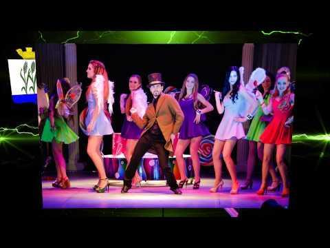 Мисс Камышин 2015 (ч 4 из 6)  4К видео