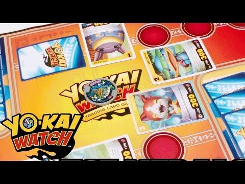 Yo-Kai Watch - 'Trading Card Game' Official Video