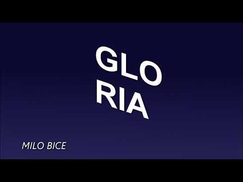 Milo Bice - Gloria (Official Instrumental) [v2 Diamond]
