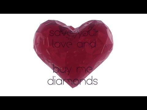 Bea Miller - Buy Me Diamonds (official Lyric Video)