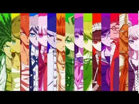 Danganronpa The Animation Ending Full Soraru