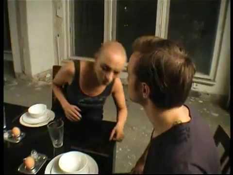 Дельфин Как снимали клип Глаза 2003