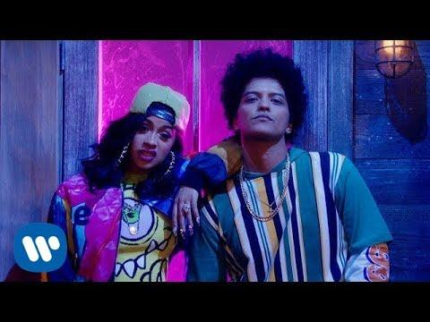 Bruno Mars - Finesse (Remix) [Feat. Cardi B] [Official Video]