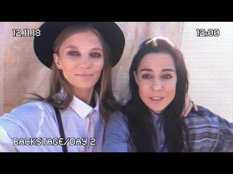 #2Maши VLOG  [ Как мы снимали клип на песню
