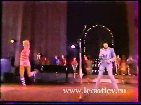 Валерий Леонтьев - Зеленый свет (1984г.) |  Святая к музыке любовь