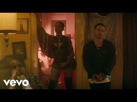 J Balvin - Safari Ft. Pharrell Williams, BIA, Sky (Official Music Video)