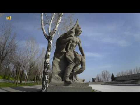 Мамаев Курган Родина мать Волгоград  4К видео 4K UHD