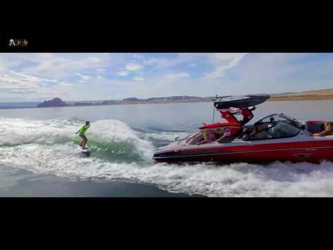 CJ Accord - Surfing Motorcycle On Water Girls Boys Сёрфинг мотоцикла по воде Девушки Парни 4К UHD
