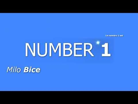 Milo Bice  - Number 1 [Official Audio]