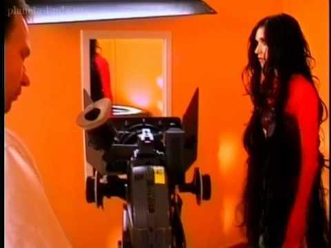 Линда - Шоколад и слеза (как снимали клип)