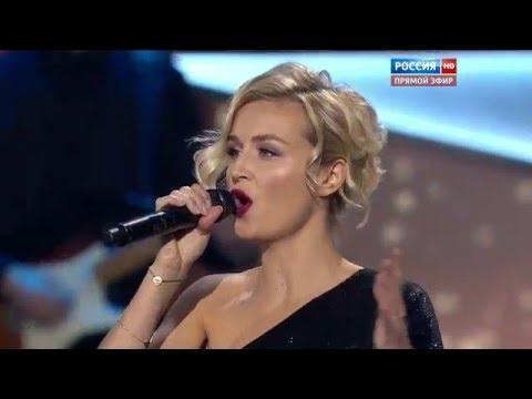 Ани Лорак и Полина Гагарина - Обернитесь.4K (Ultra HD)