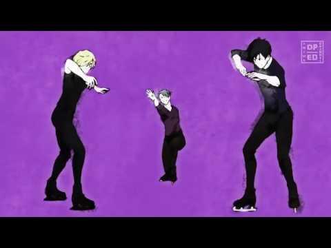 Yuri!!! On Ice ユーリ!!! On ICE Opening
