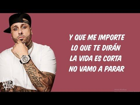 Nicky Jam - Jaleo Ft. Steve Aoki (Lyrics/Letra) (Best Version)