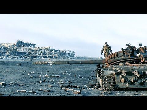 Как снимали клип Донецкий аэропорт. День первый, подготовка.