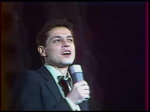 Игорь Скляр. Комарово. Песня Года 1985.
