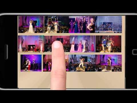 Мисс Камышин 2015 (ч 5 из 6) 4К видео 4K Video