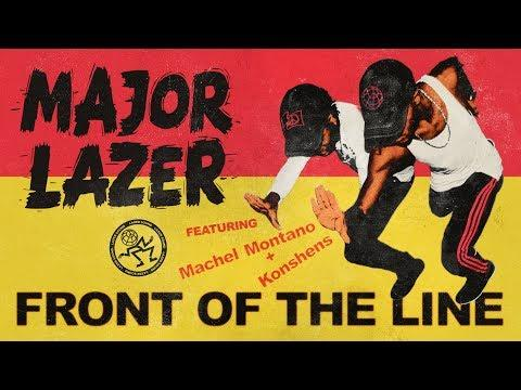 Major Lazer - Front Of The Line (feat. Machel Montano & Konshens) (Official Audio)